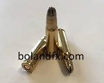 7.62x39mm 1/4 Load Brass Blank, 50/box