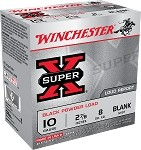 Winchester 10 Gauge Black Powder Blank, 25/box