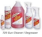 725 Parts Cleaning Solution