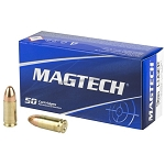 Magtech 9mm 115gr FMJ Ammunition, 50bx