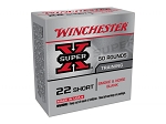 Winchester .22CAL SHORT Blank X22SBW - 50rd Box