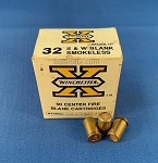 .32S&W WIN Black Powder Blank - SURPLUS